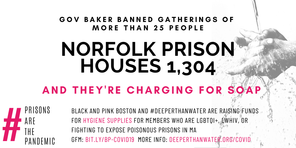 Charlie Baker banned gatherings of more than 25 people, Norfolk houses 1,304
